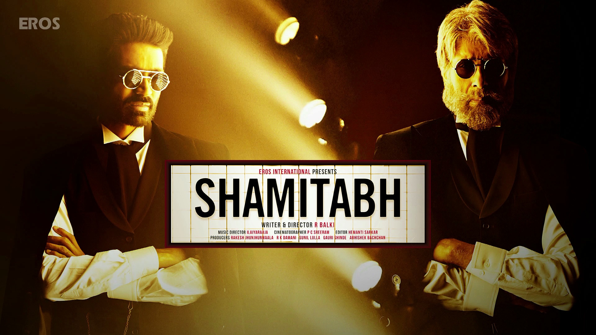 Shamitabh Movie Trailer