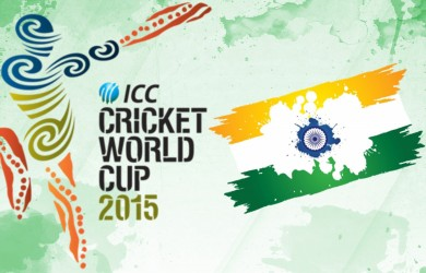 ICC Cricket World Cup 2015 India Wallpaper