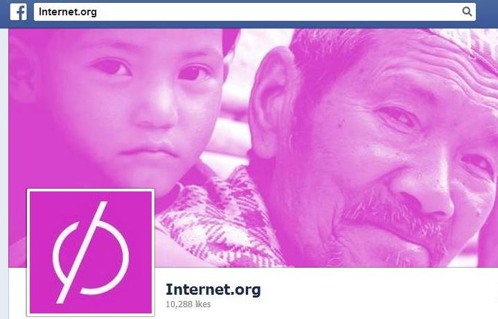 Facebook Launched Internet.Org Ads