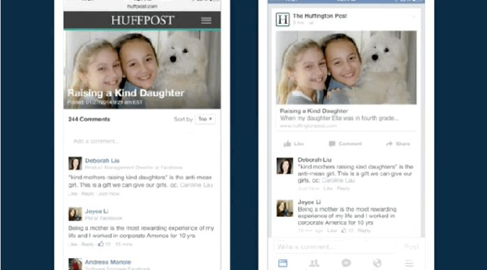 Facebook Unveils New Comments Plugin