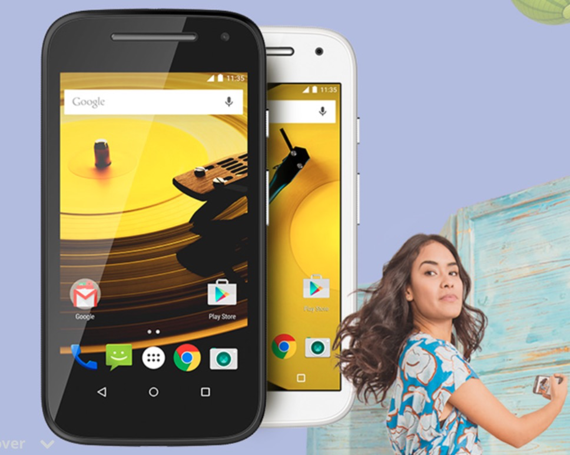 Motorola Moto E Second Generation