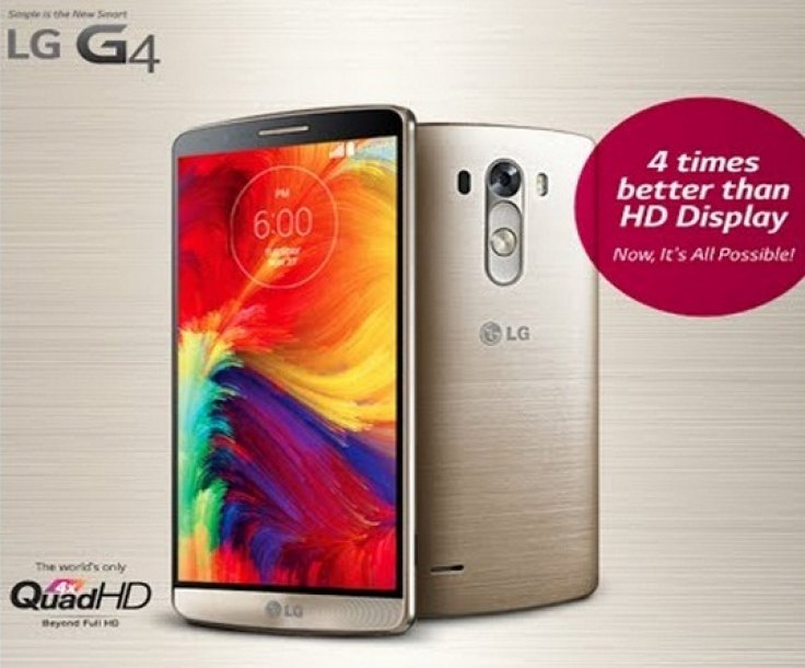 LG G4 price release date specs and rumors