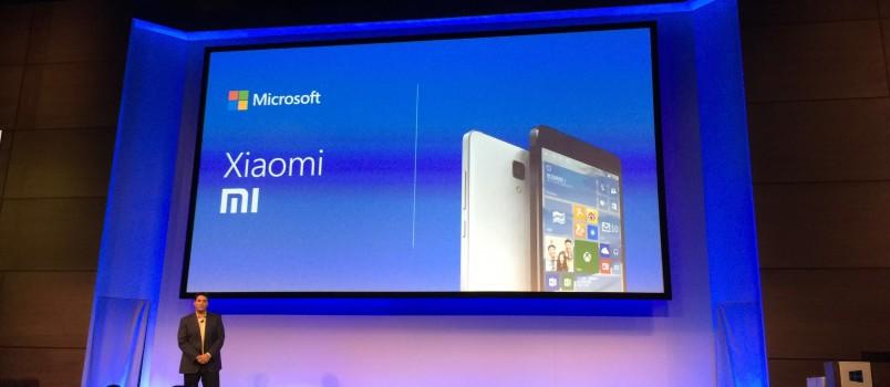 Xiaomi To Launch Windows 10 Based Smartphone Range Soon