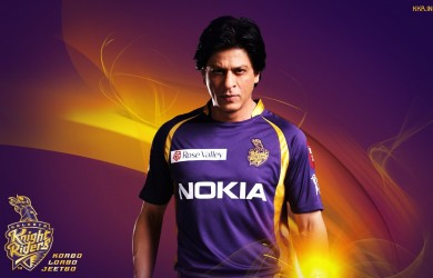 Indian Premier League Kolkata Knight Riders Team
