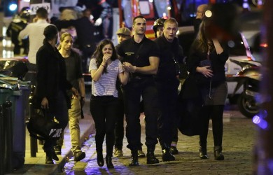 Latest Video OF France Terror Attack