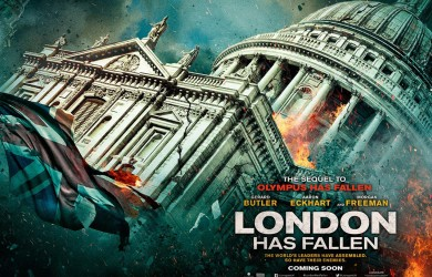 London Has Fallen Official Trailer
