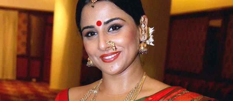 First Look Of Vidya Balan In Ek Albela