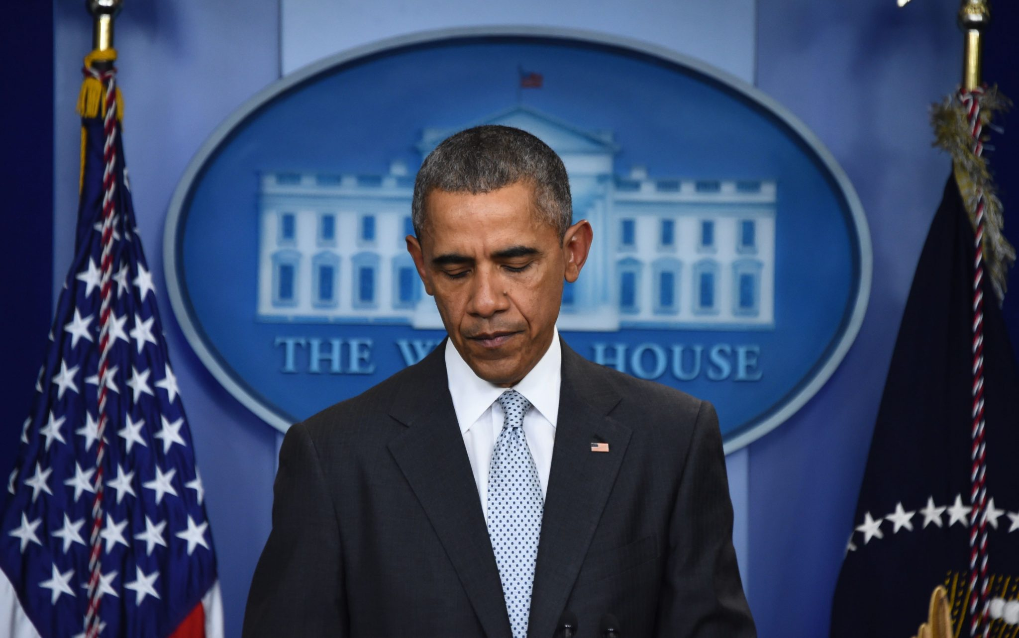 US President Obama Reacted To France Terror Attack