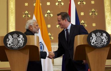 PM India Narendra Modi Addressing The British Parliament