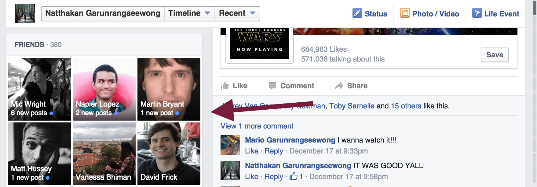 Facebook's New Feature Lets You Know Number Of New Posts By Friends