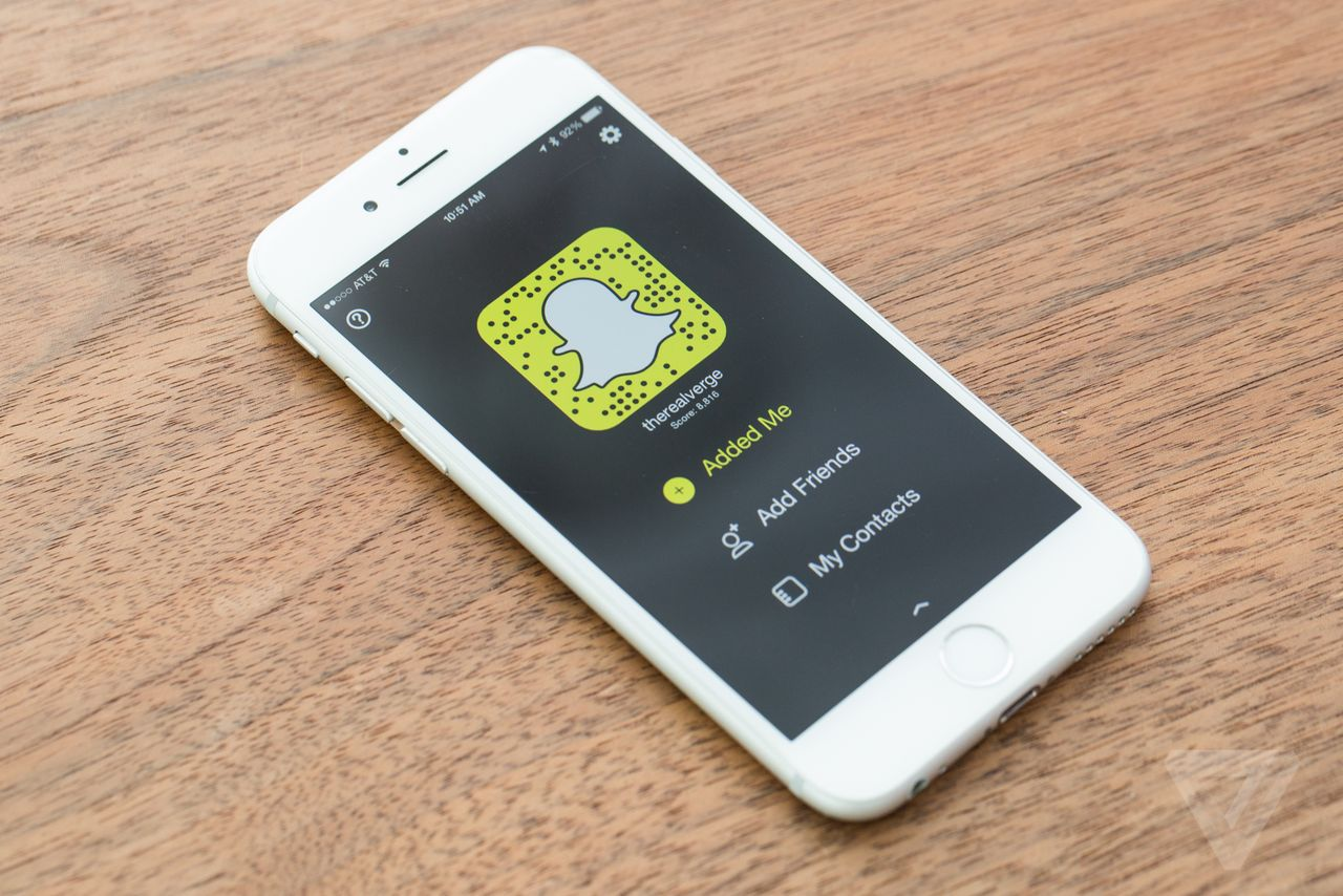 Snapchat redesigned app for Android