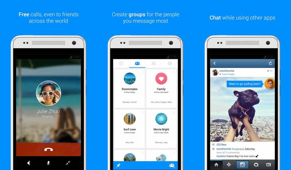Multiple Account Support On Facebook Messenger Is Now Live