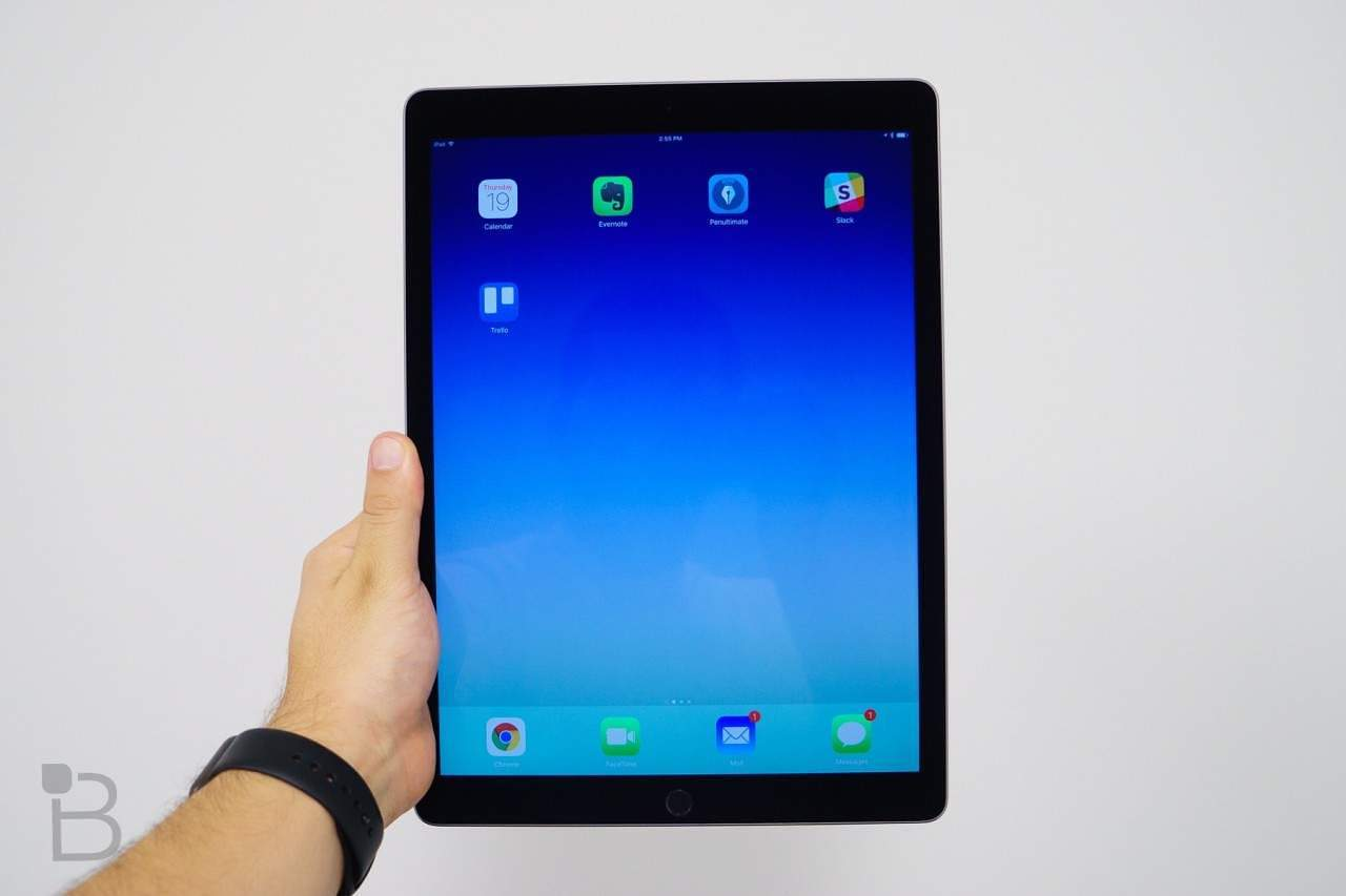 9.7-inch Apple iPad Pro Technical Specifications, Features ...