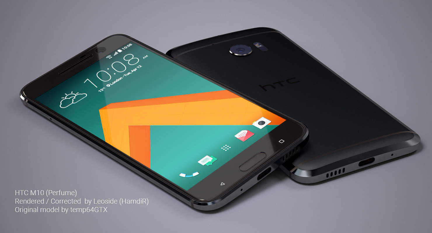 HTC 10 With BoomSound To Be Launched On 10 April