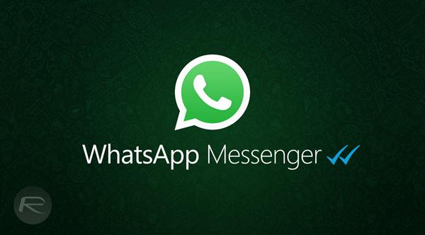 WhatsApp-Messenger