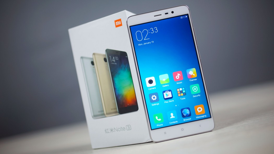 Xiaomi Redmi 3 Launched In India At 9,999