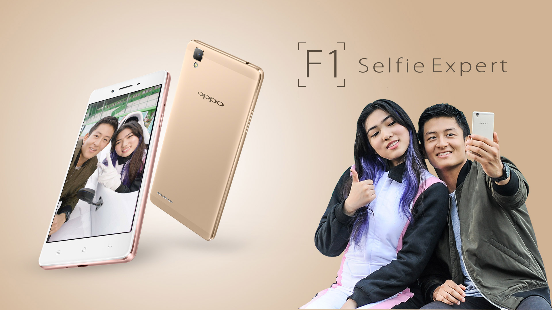 Oppo F1s Selfe-Focused Smartphone