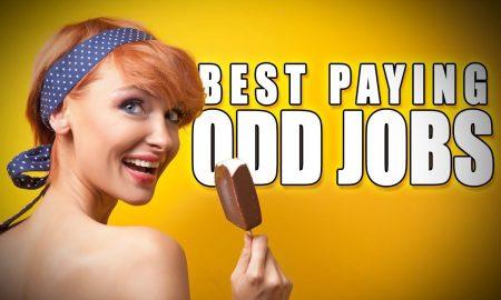 10 unusual jobs