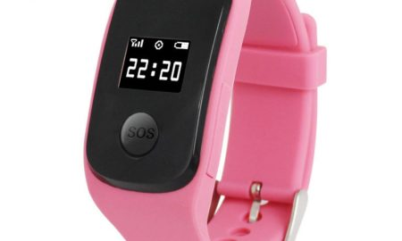 gps tracker watches