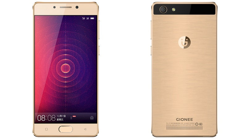 Gionee Steel 2 Launched With 4000 mAh battery and 4G LTE support