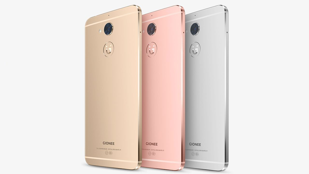 Gionee A And Gionee A Plus