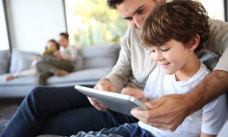 Digital Media in the Hands of Kiddos