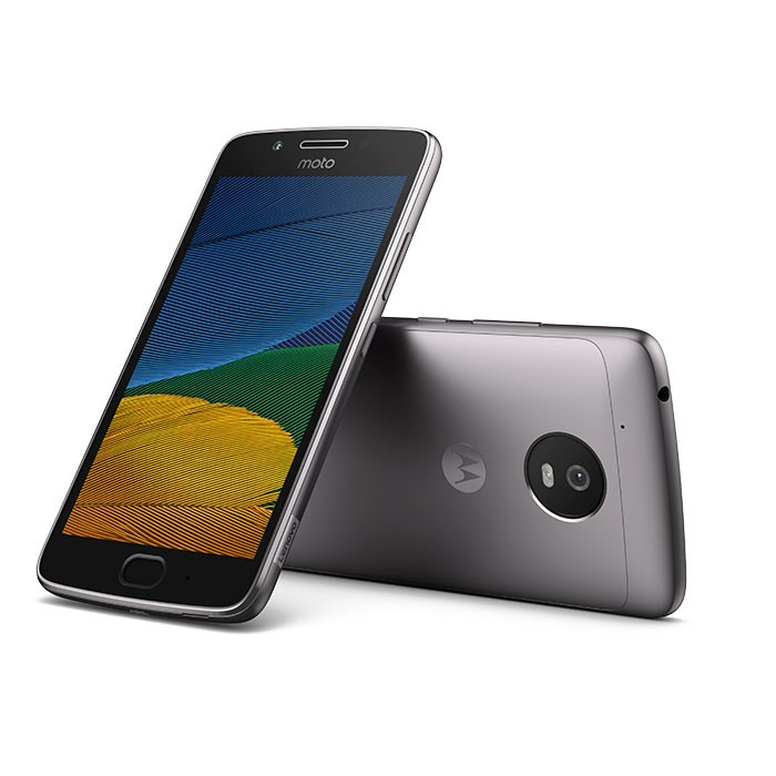 Lenovo Announced Moto G5, Moto G5 Plus