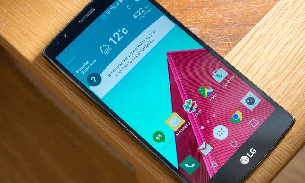 LG G6 Preorders