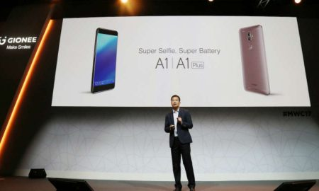 Gionee A1 Features
