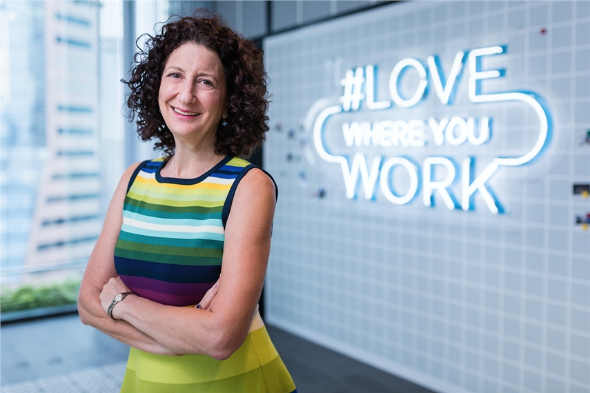 Twitter's Head For Asia Pacific Aliza Knox Resigns