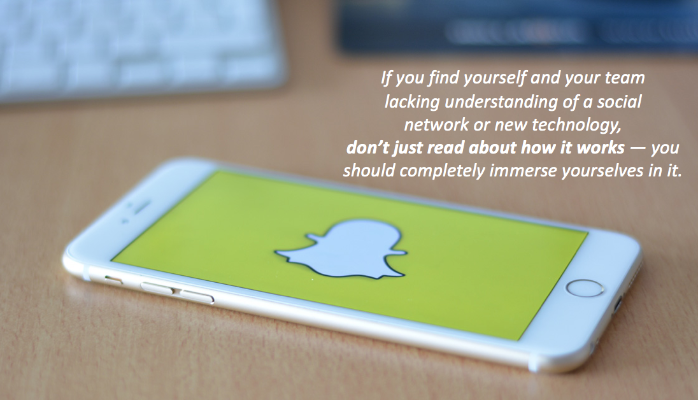 How is Snapchat changing the way we communicate?