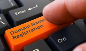 Registering Your Domain