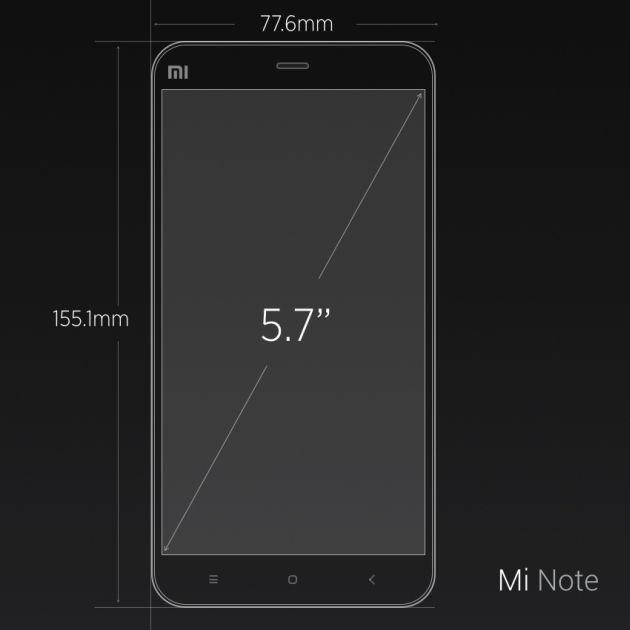 Xiaomi Confirms Xiaomi Mi Note 3 Launch, May Come by June