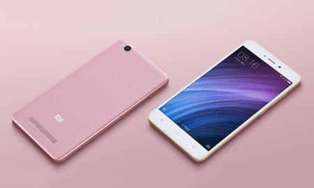 Xiaomi Redmi 4A Goes On Sale