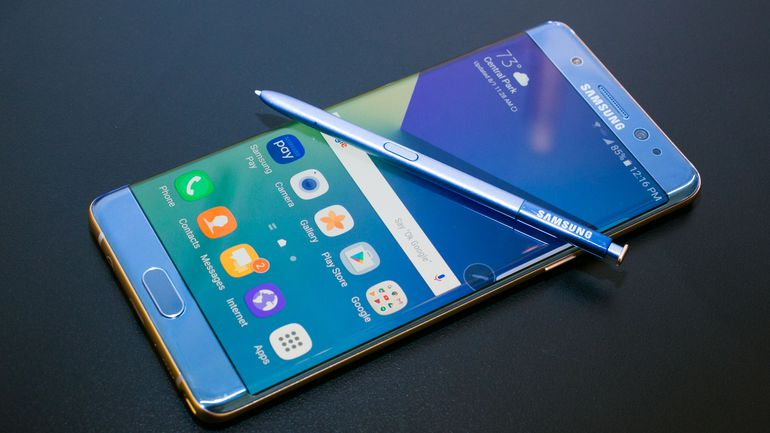 Samsung Galaxy Note 7R Leaks: All That We Know