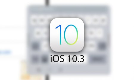iOs 10.3 Features