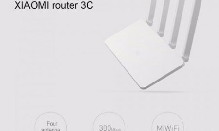 Xiaomi Mi Router 3C Price : Rs 1,199