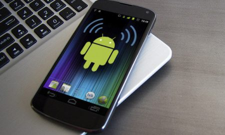 Android Phone Into a Wi‐Fi Hotspot