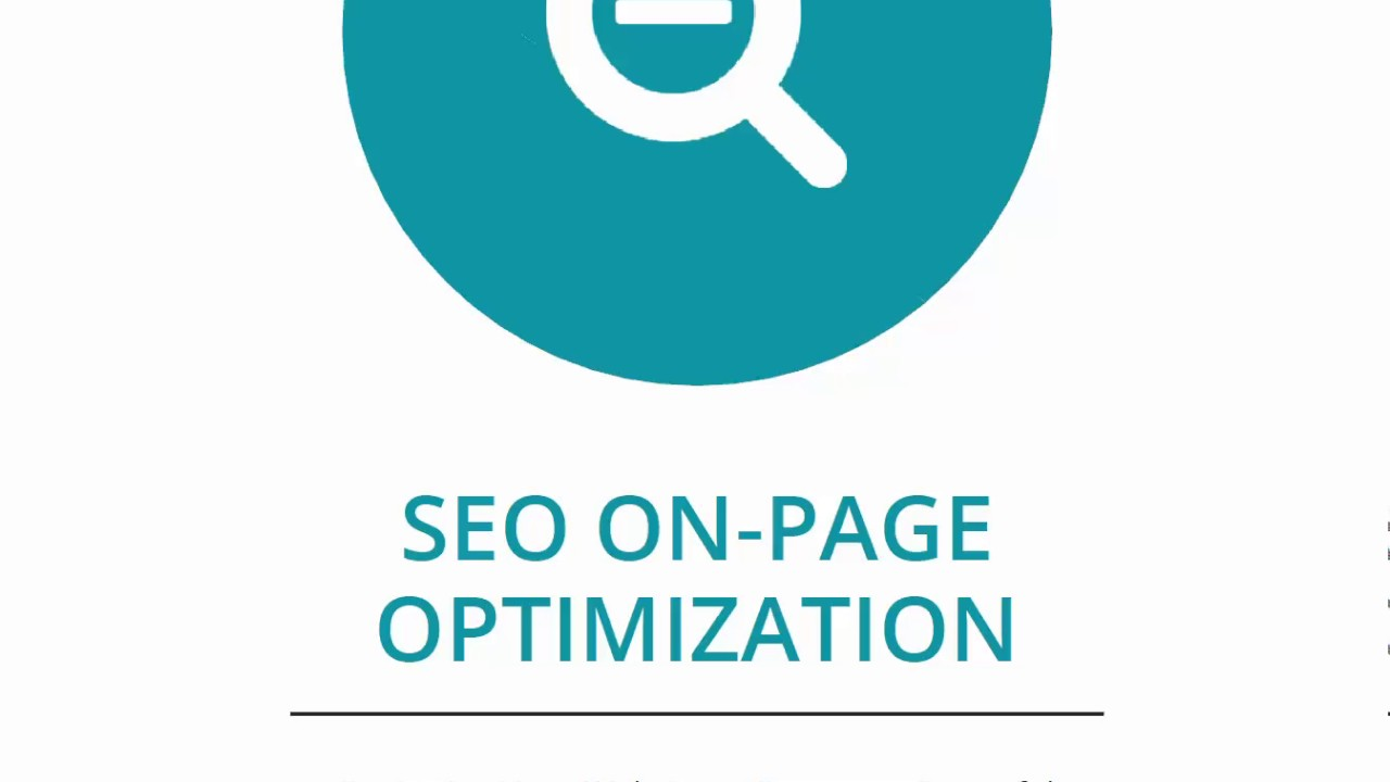On-Page Optimization and Factors Affecting It