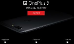 OnePlus 5 Launched
