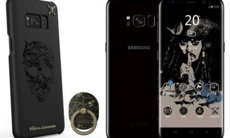 Samsung Galaxy 8 Pirates of the Caribbean Edition