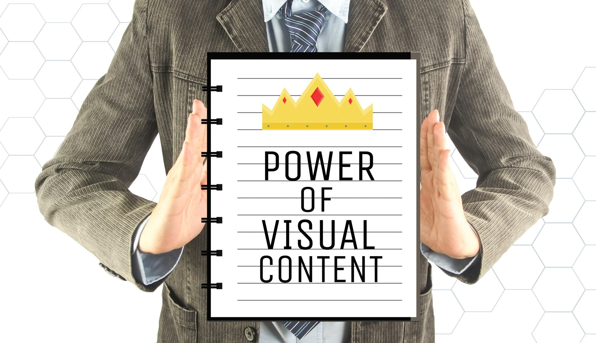 7 Easy Ways to Produce More Visual Content For  Your Blog
