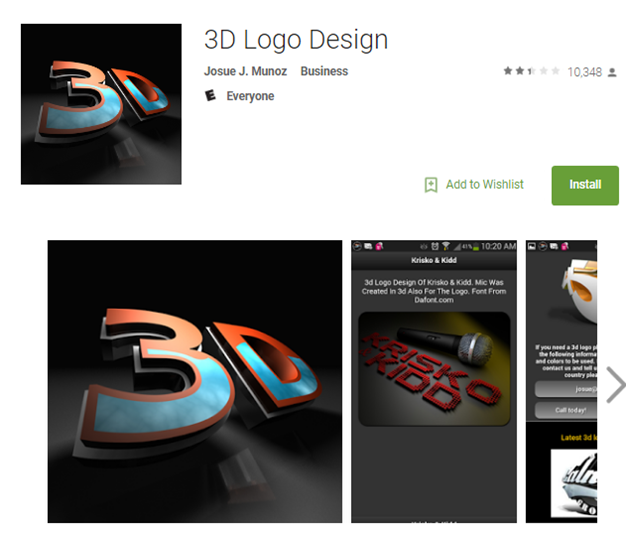best free logo maker apps for android