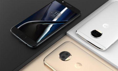 Moto G5S Plus Dual Rear Camera Phone