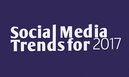 Dominating Social Media Trends 2017