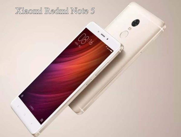 Xiaomi Redmi Note 5 features