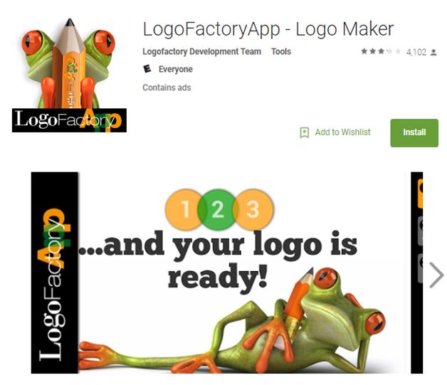 Free Logo Maker Apps