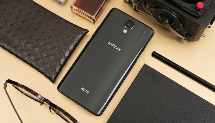 Infinix Note 4 Launched