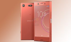 Sony Xperia XZ1 with Android Oreo to be Launched On Sep 25