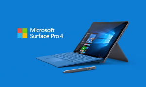 Microsoft Surface Pro 4 [INFOGRAPHIC]